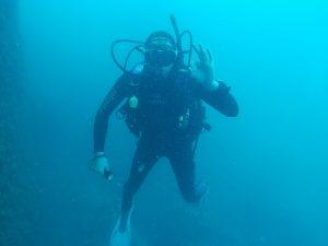 Buceo Curso Islas Benidorm